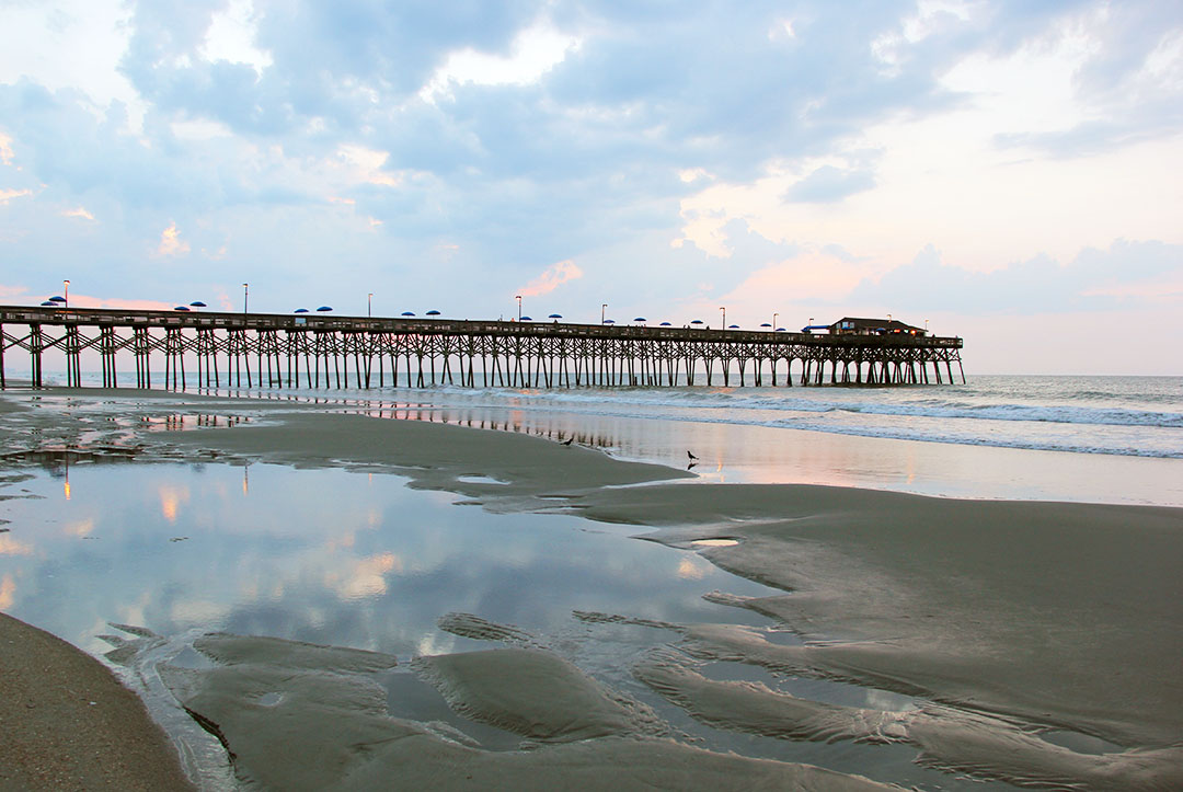 Where Is Surfside Beach Sc Sea Star