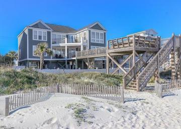 An oceanfront Murrells Inlet vacation rental home