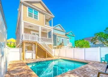 Palmetto Blessings vacation home by Sea Star Realty